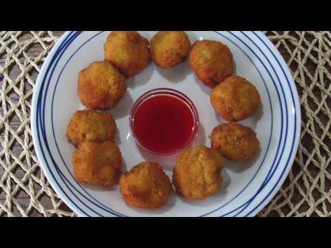 Garlic Breaded Mushrooms | Quick & Easy Recipe