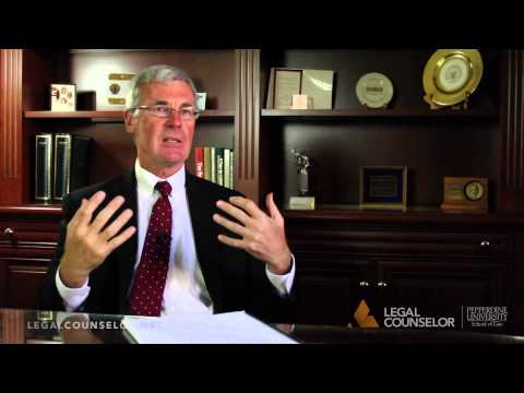 How do you deal with the stress of trial? – Legal Counselor Series