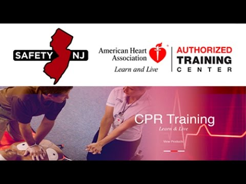 CPR Training in New Jersey - First Aid CPR Training in New Jersey Learn Classes