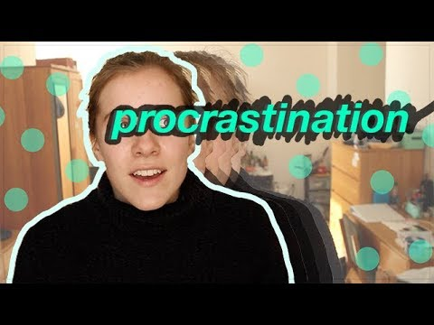 how to stop procrastinating (or not)
