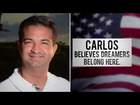 Carlos Curbelo Stands With Dreamers