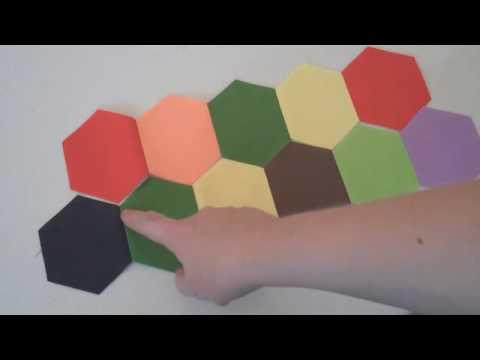 Machine Piecing Hexagons