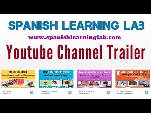 Learn Spanish with Spanish Learning Lab - Aprende español