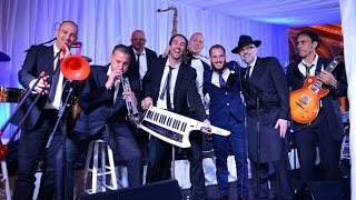 Amiran Dvir with Mendi Jerufi & Ishay Lapidot - Chabad Wedding in New York