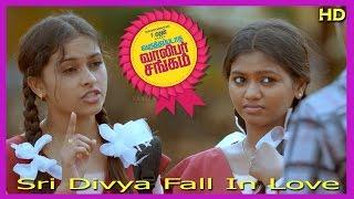 Kaaki Sattai Tamil Movie Scenes Sri Divya Revealing True F