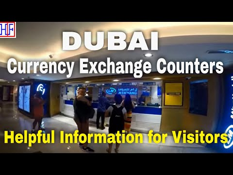Dubai | Currency Exchange Guide | Travel Guide | Episode#4