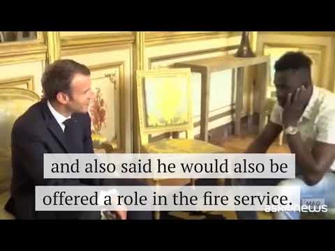 Hero Malian who saved child will be given French citizenship