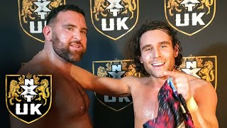 Noam Dar & Sha Samuels are ready to change NXT UK: NXT UK Exclusive, April 22, 2021