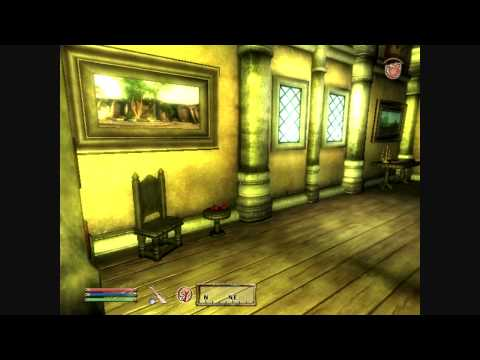 Oblivion - LP - Episode 70 - Spell Hunt (2/3) - Leyawiin City Tour