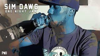 P110 - Sim Dawg - One Night Jam [Net Video]