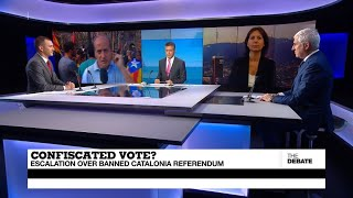 Confiscated vote? Escalation over banned Catalonia referendum