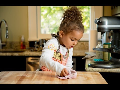 Can chores affect your child's mental health?