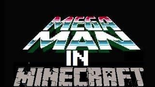 Mega Man: Minecraft Adventure Map
