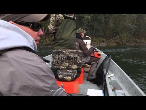 Sandy River Winter Steelhead Fishing