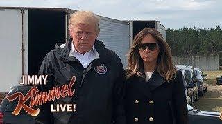 Donald Trump Blasts Late Night Shows