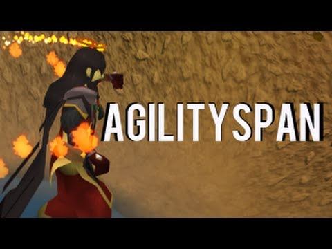 Runescape - Training Agility while afk?