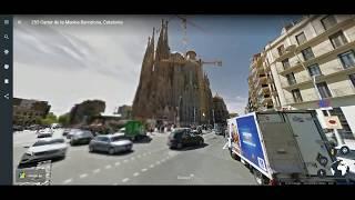 Explore New Google Earth - Sagrada Família, Barcelona
