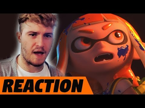 Super Smash Bros is coming to SWITCH! - Reaction