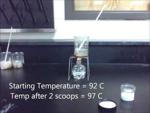 Lab 18.2 - Adding Salt to Boiling Water