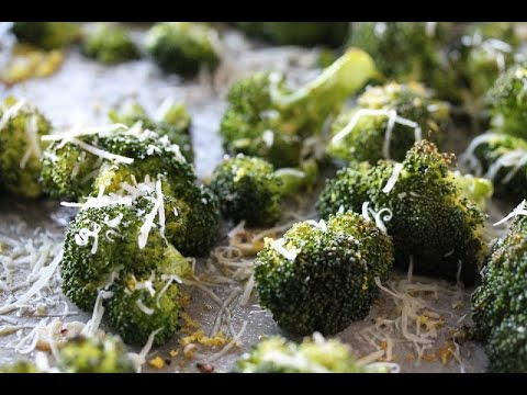 The Best Roasted Broccoli Ever
