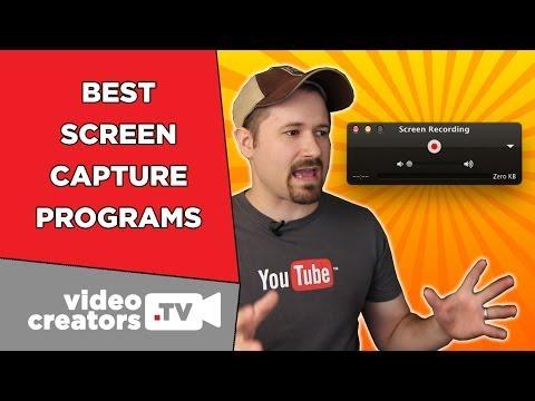 The Best Free Screen Capture Recording Program