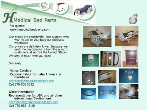 Hmedical Bed Parts (english)
