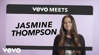 Jasmine Thompson - Vevo Meets: