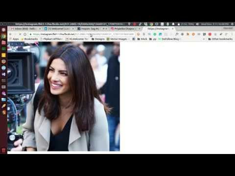 How To View Private Instagram Profile Photos in large size without following - Instagram Hack 2017