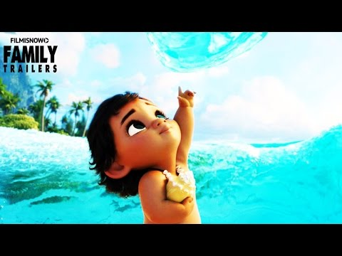 MOANA | Find out how the Disney animated family movie was made