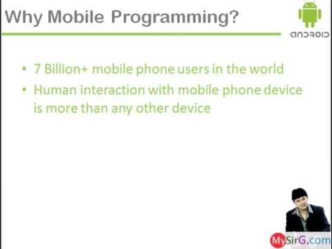 Why you should learn Android programming Hindi