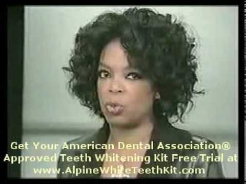 Celebrity Teeth Whitening - Oprah Winfrey