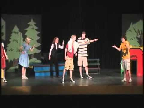 Opening- You're a Good Man Charlie Brown- McNick