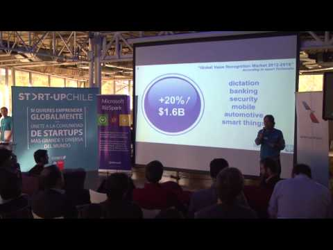 RealSpeaker Inc. Pitch | Start Up Chile Generation 11th Demo Day