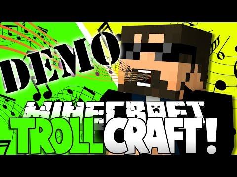 Minecraft: TROLL CRAFT | DEMO DISS TRACK!! [13]