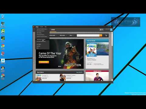 Microsoft Windows 10 Lesson 8 - Installing Origin Gaming Software