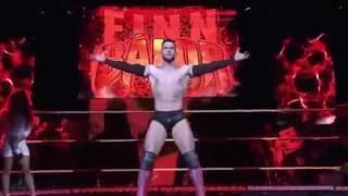 Finn Balor vs Jeff Hardy Wrestlemania 33 Promo