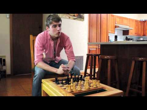 Playing Chess Against One's True Inner Self
