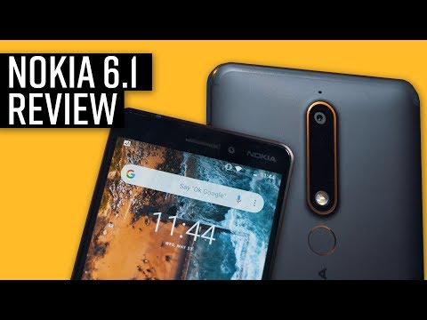 Nokia 6.1 (2018) Review - The Best Phone Under $300?