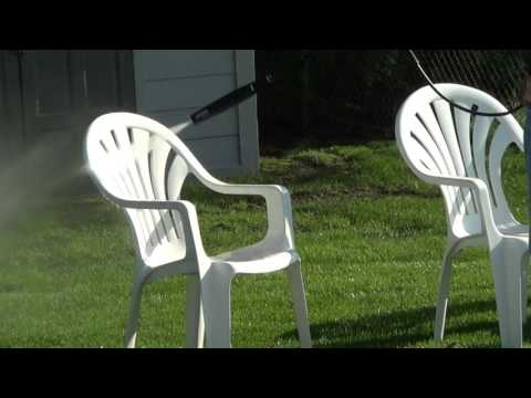Easy Way to Clean Outdoor Furniture