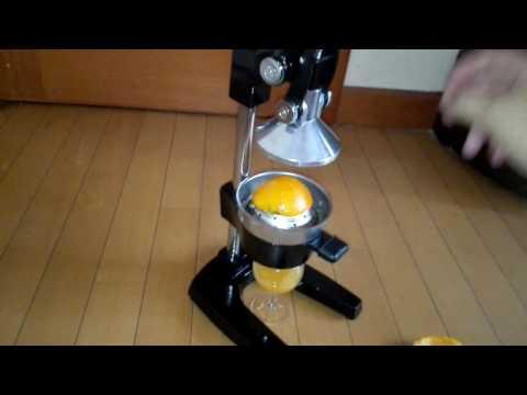 Restaurant / Bar Orange Lemon Citrus Juice Press Juicer Stainless Steel Cone