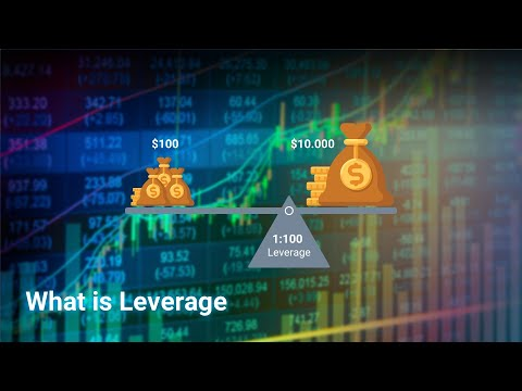 What is Leverage – Forex Leverage | IFC Markets
