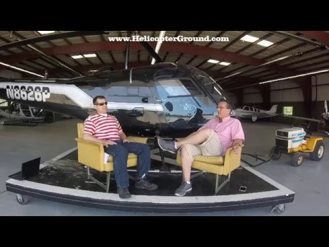 Commercial Helicopter Pilot Check Ride Debrief