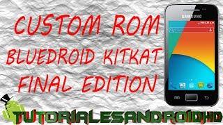 Samsung Galaxy Ace s5830i Android Sürüm Yükseltme 4 4 4