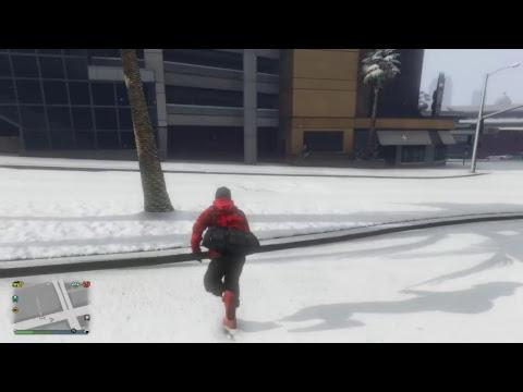 Snowball FIGHT!!!