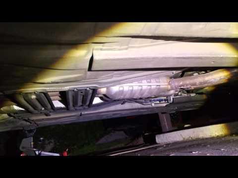 E46 noise when rocking rear wheel