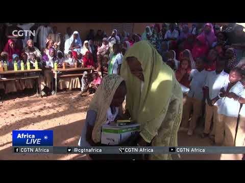 Nigerien gov't, NGOs work to increase girls' enrollment in school