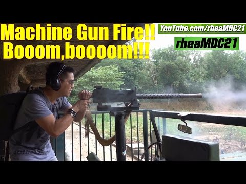 Shooting a MACHINE GUN! Vietnam! Saigon, Halong Bay, Cu Chi Tunnels and Mekong Delta