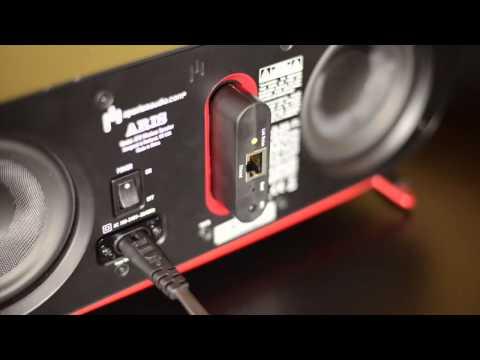 How to Setup Your Aris Wireless Speaker