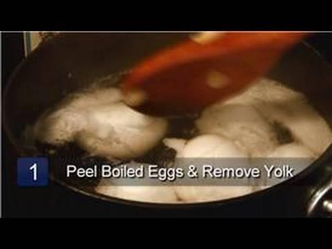 Salad Recipes : Low-Calorie Egg Salad Recipe