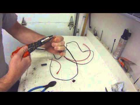 Escort / Passport RADAR Detector Remote Power Cable - Cord